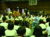 ドラムサークルの光景1