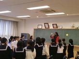 ECの授業風景