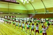 ダンスの練習2