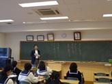 日本文学の講義です