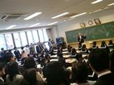 中学入学式6