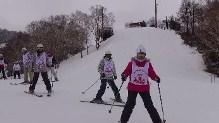 スキー教室2日目②