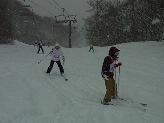 スキー教室4日目