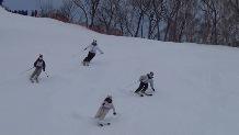 スキー教室5日目