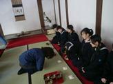 南禅寺にてお抹茶をいただきました