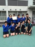 中学ソフトテニス部大会結果