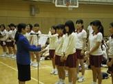中学2年 球技大会