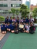 中学ソフトテニス部