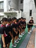 2016ソフトテニス部新人戦