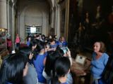 ブレナム宮殿での様子①