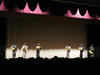 日本舞踊部の様子