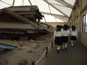 普賢岳噴火埋没家屋