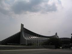代々木第一体育館・外観
