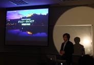 桜井先生のご講演