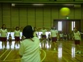 中1球技大会