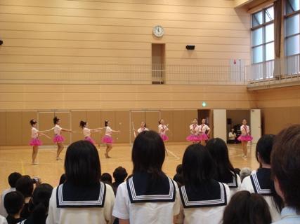 バトン部アリーナ公演(第1会場)