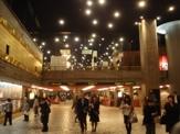 東京文化会館のラウンジ