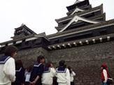 熊本城は立派だな
