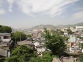 長崎市内を爽やかな風が吹きぬけます