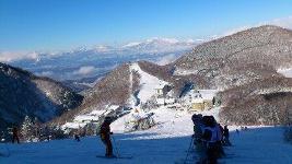 スキー教室③