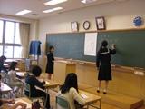 入試問題解説(算数)今回は本校の高1生が解説しました