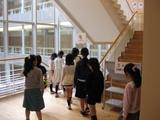 校内探検(生徒会)