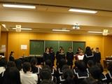 音楽発表会