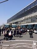 京都駅到着