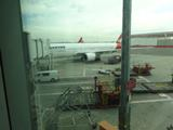飛行機を乗り継いでメルボルンへ